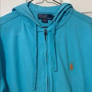 Polo by Ralph Lauren Shirts - Zippered hoodie